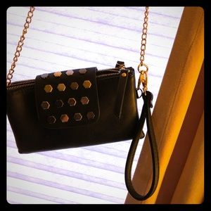 Small Handbag with Dual Straps